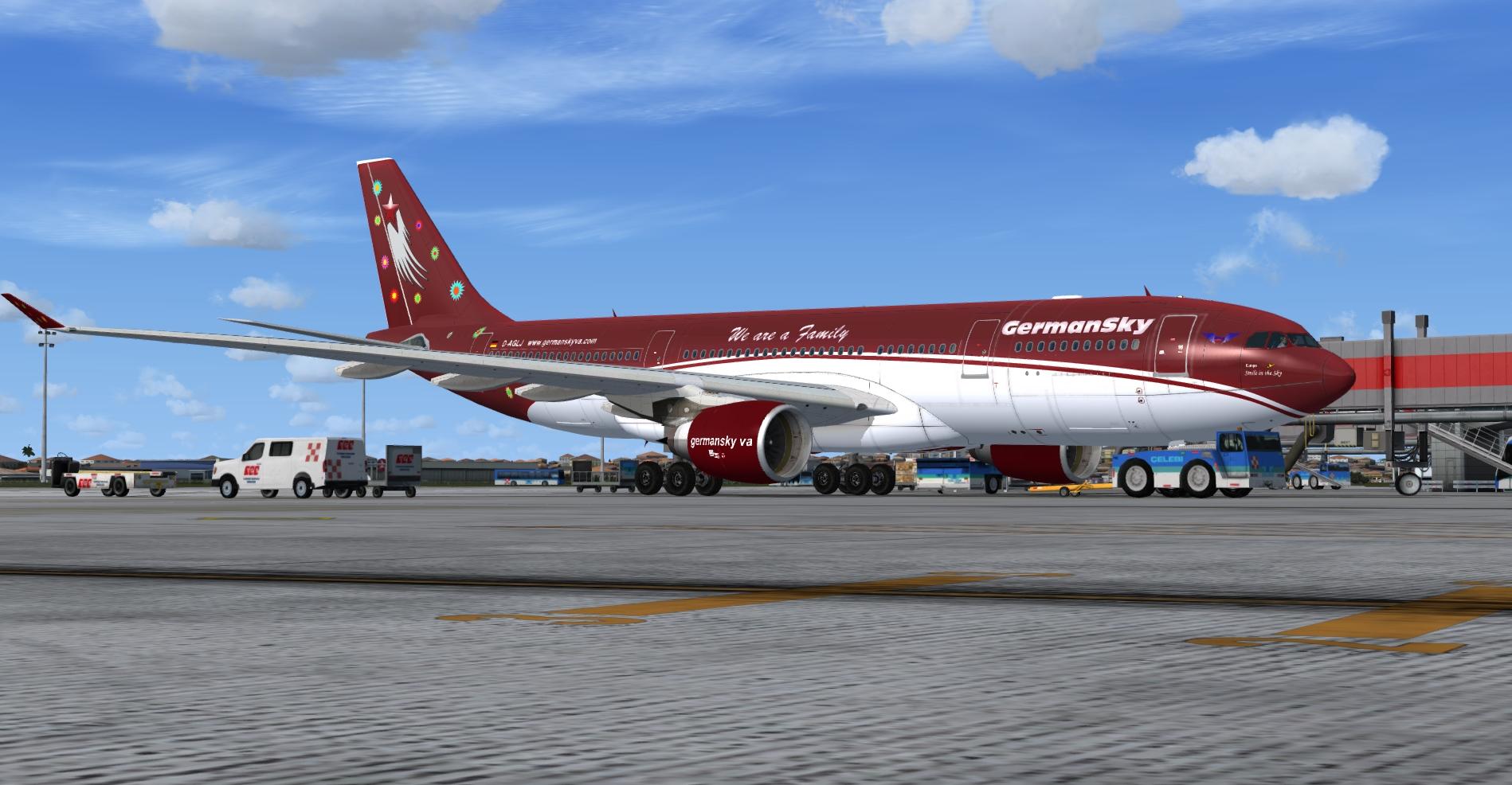 A330-200 Europa D-AGLJ